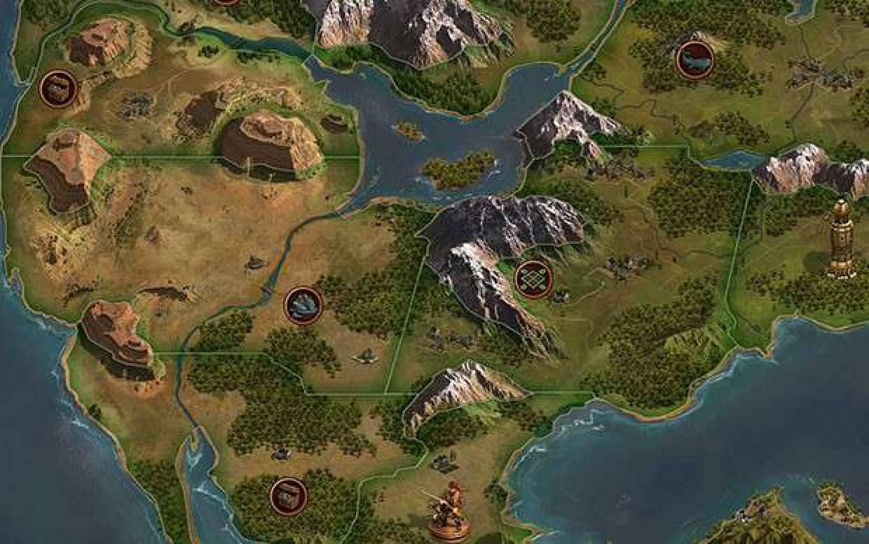 I I Forge Of Empires Gameplay Test Screenshots