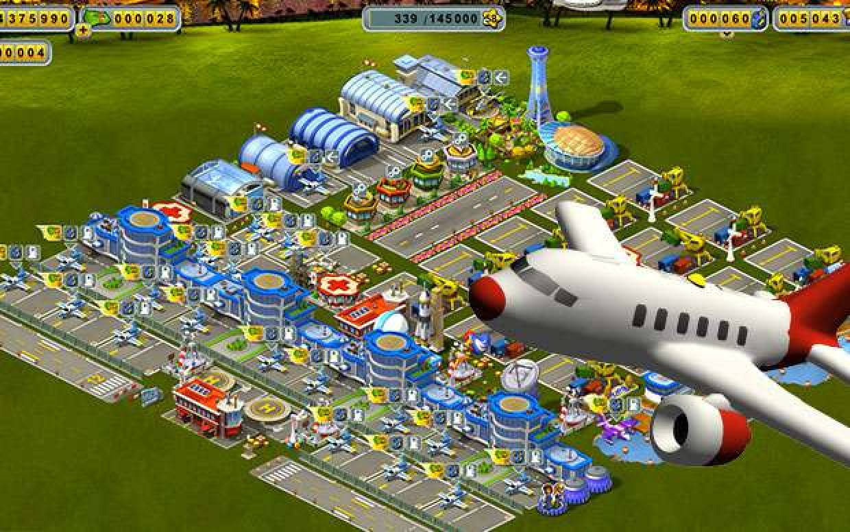 Flughafen Online Spiel
