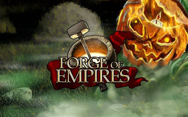 Forge of Empires Halloween Event 2014