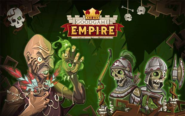 Goodgame Empire - Halloween Event - The Thornking