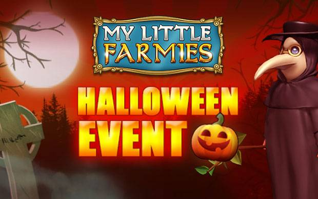 Upjers Browsergames mit Halloween-Events