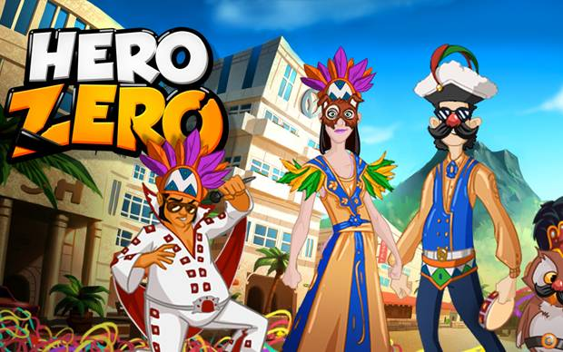 Hero Zero - Karneval- und Winterevent