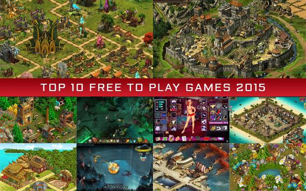Top 10 Free to Play Games 2016
