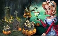Knights and Brides - Ein Sarkophag zu Halloween