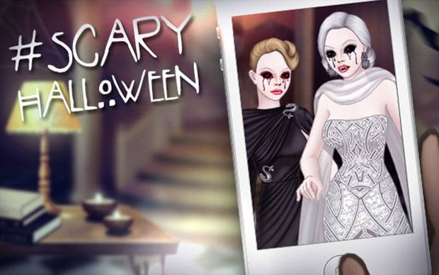 Lady Popular - Halloween bringt Minispiel