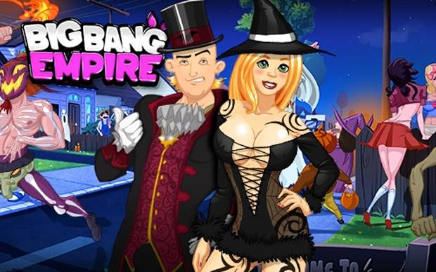 Big Bang Empire - Halloween-Event 2015