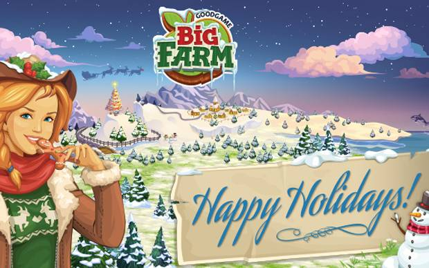 Big Farm - Winter- & Weihnachts-Event 2015