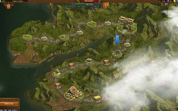 Forge of Empires - Gilden-Expeditionen: So funktionierts