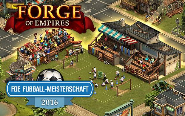 Forge of Empires - FoE Soccer Cup 2016