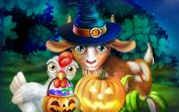 Farm Days - Halloween-Event 2016: Besonderes Kostüm