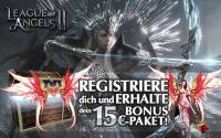 League of Angels II - Gratis Code im Wert von 15 Euro