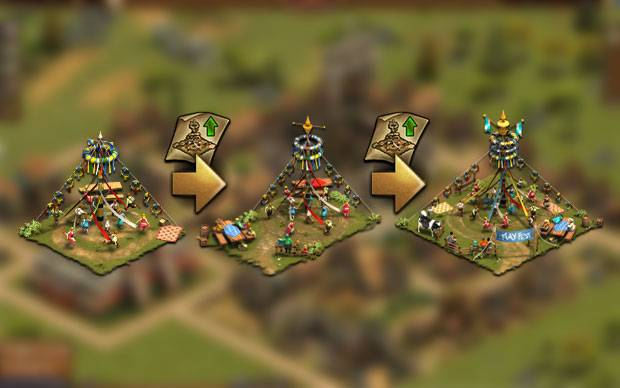Forge of Empires - Maibaum-Event 2017