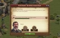 Forge of Empires - Sir Arthur Conan Doyle Event