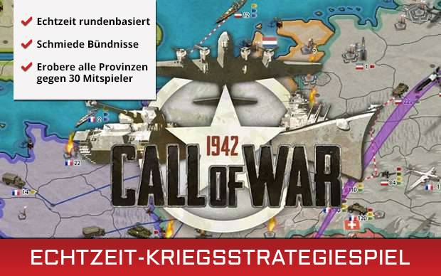 Call of War Strategiespiel