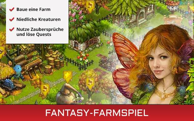 Charm Farm Farmspiel