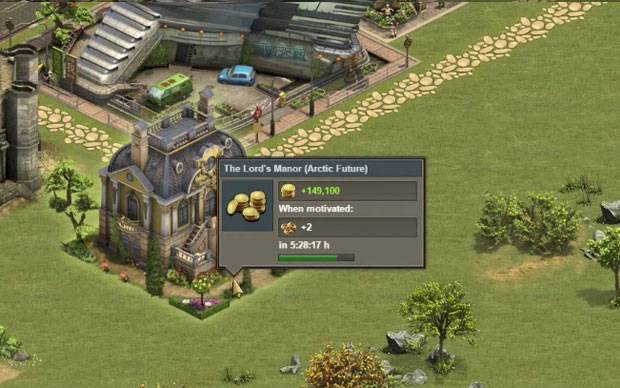 Forge of Empires Fürstenhaus