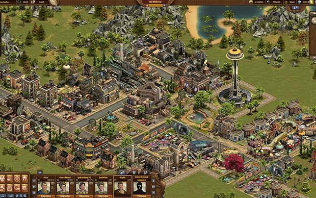 Karte Der Kontinente Foe.I I Forge Of Empires Gameplay Test Screenshots