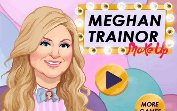 Meghan Trainor Makeup